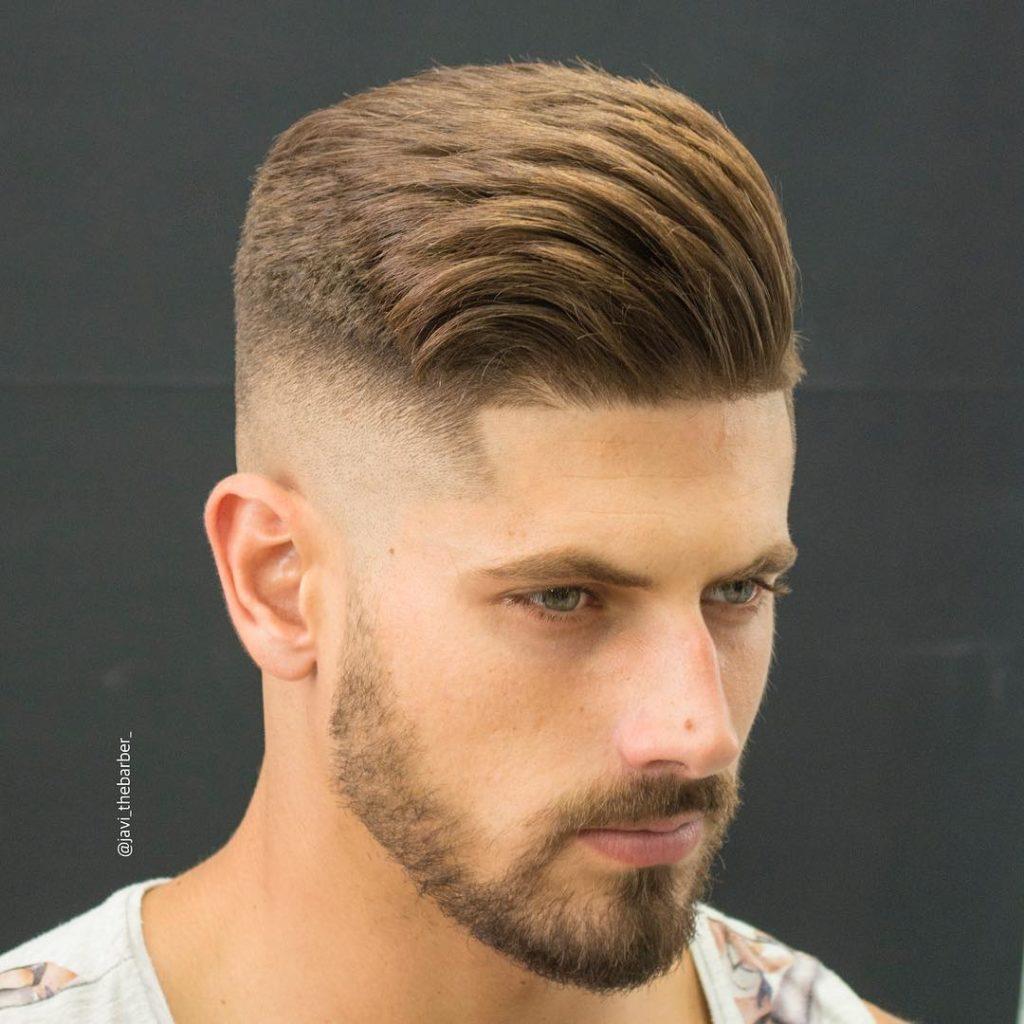 Cortes de pelo hombre 2019 fade