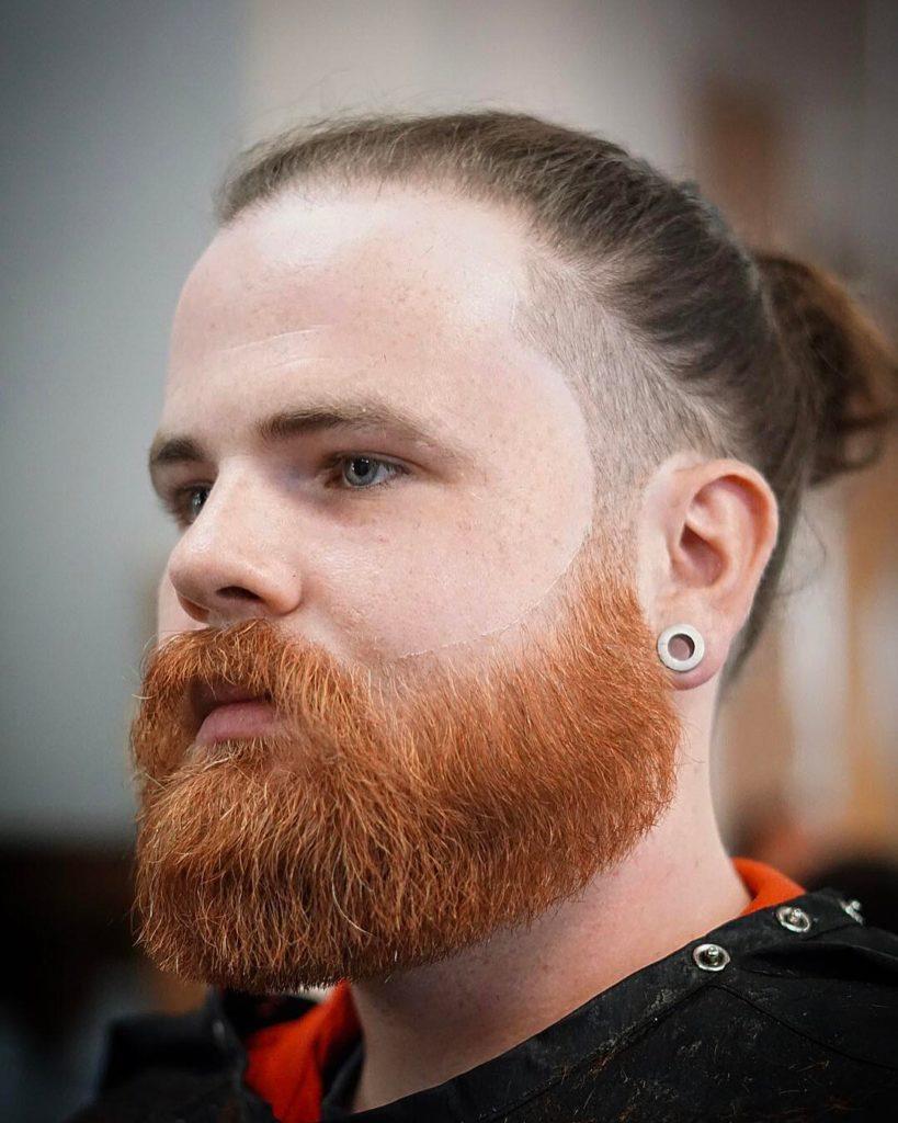 Estilo Barba Roja