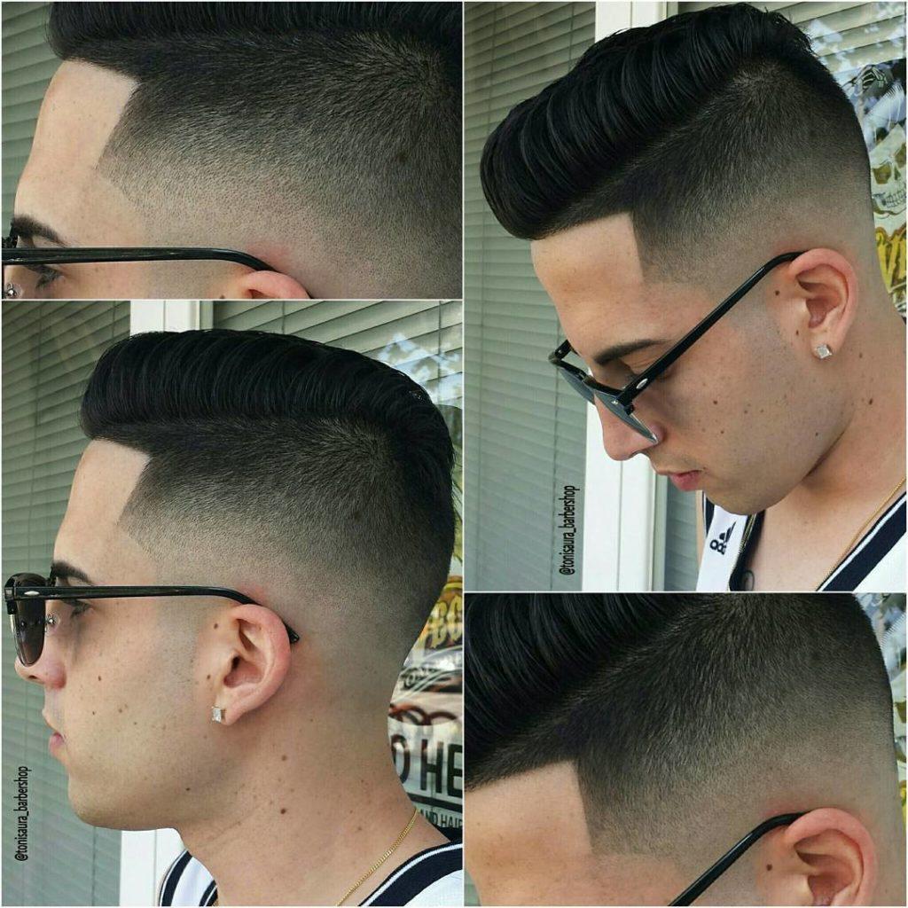 Cortes de pelo en barber shop