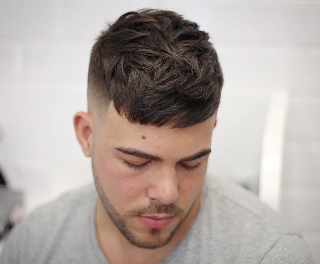 Simple corte de pelo