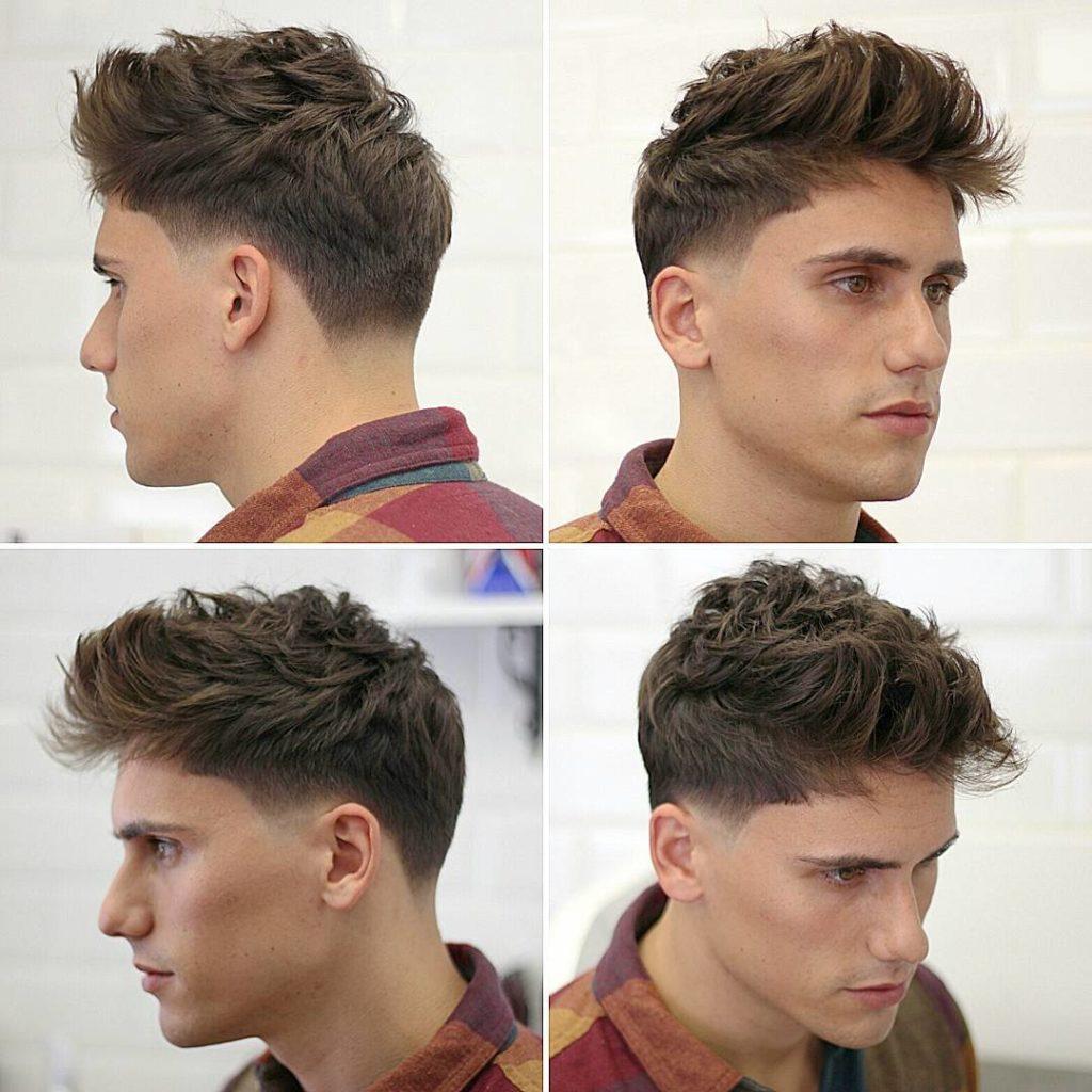 Corte de pelo para hombre