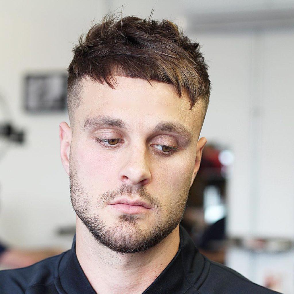 Corte de pelo un tanto raro