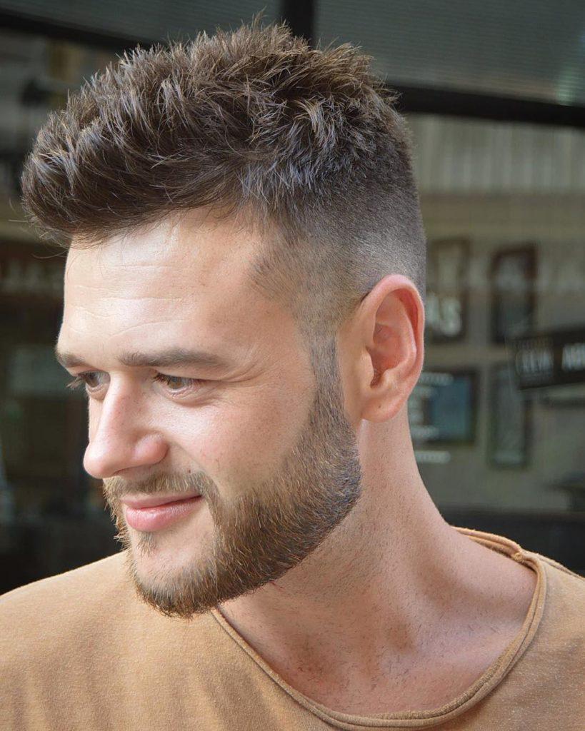Imagenes De Los Mejores Peinados De Pelo Corto Para Hombre - Pelados-para-hombres