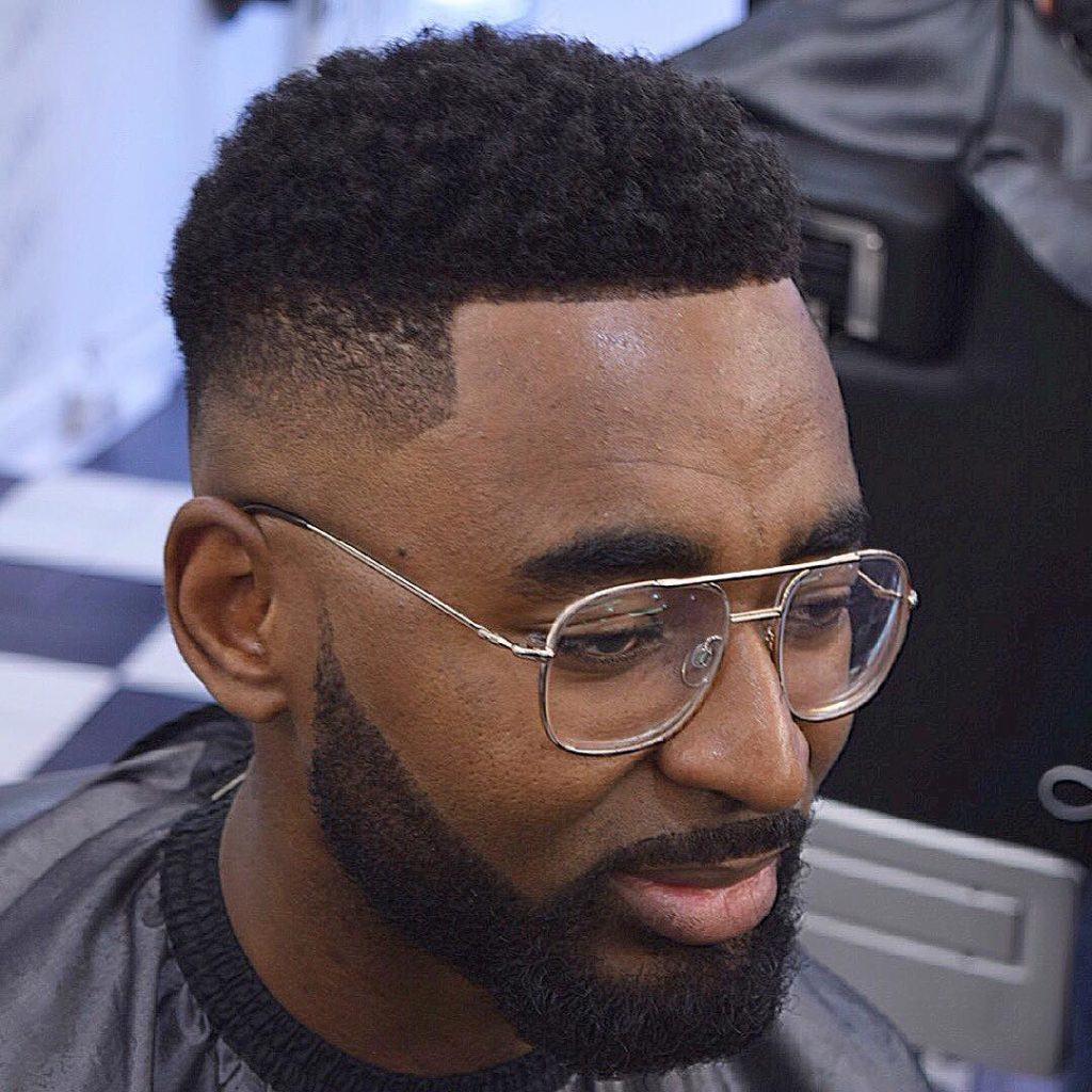 estilo hipster con barba