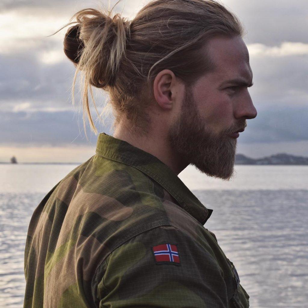 Cortes de cabello largo para hombre
