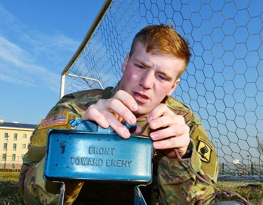 corte de cabello militar moderno USA