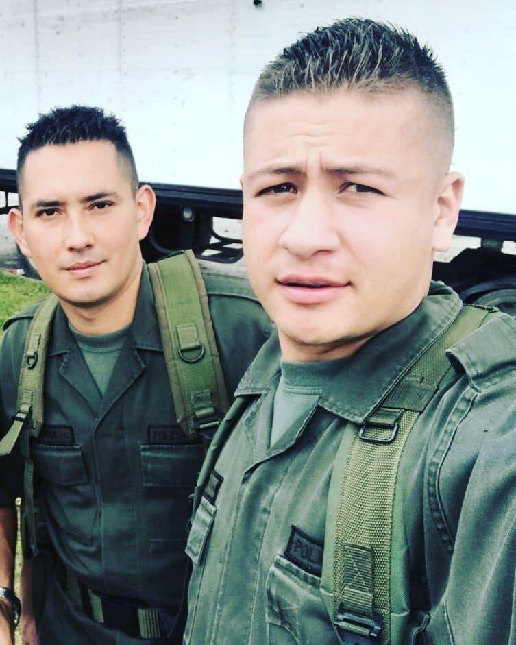 Corte de cabello estilo militar mexicano