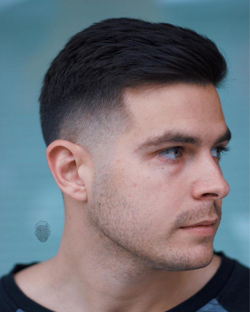Hombres de pelo corto 2018  Cortes de pelo para hombres
