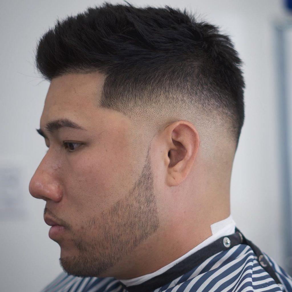 Cortes de pelo hombre con pelo fino