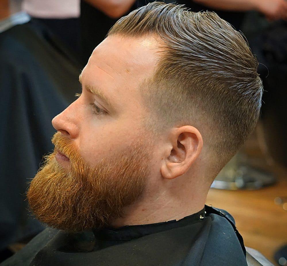 barba roja moderna