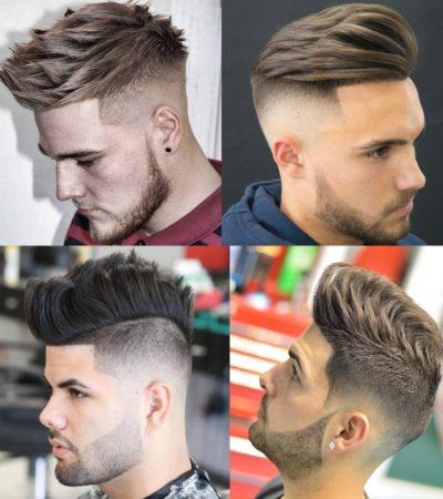 Los mejores 40 tipos de cortes de pelo para hombre