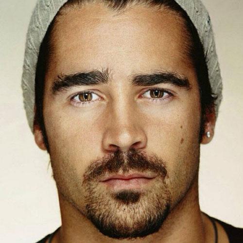 barba de candado con chivo