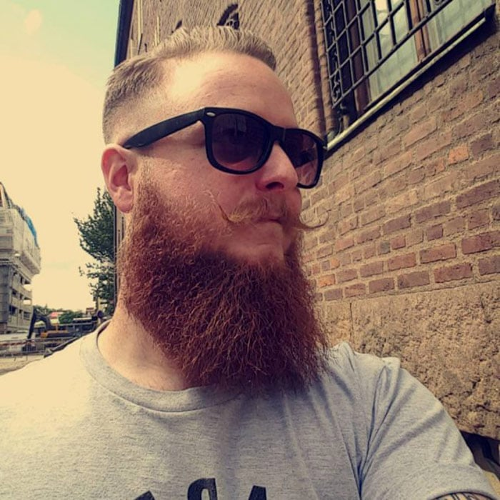 barba hipster 2019