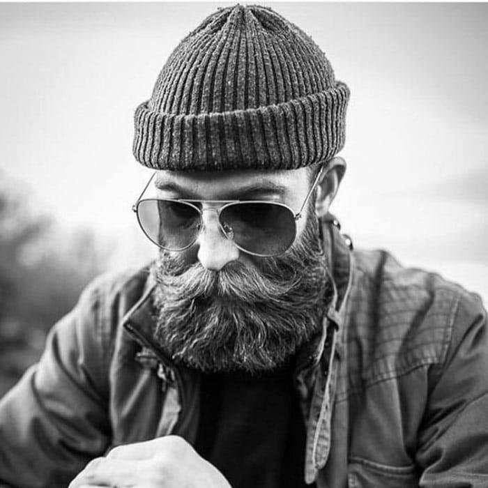 barba hipster canosa