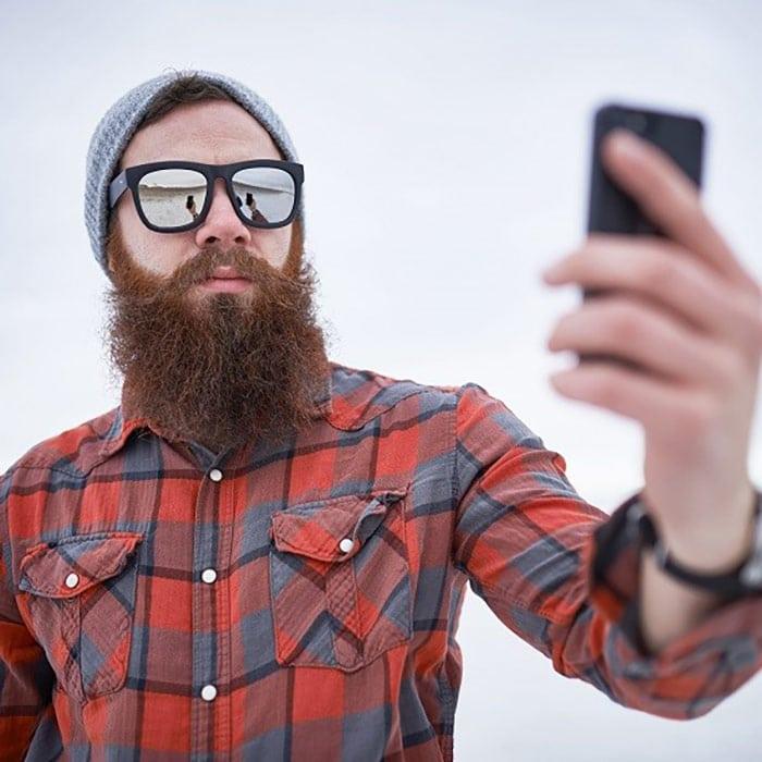 barba hipster grande