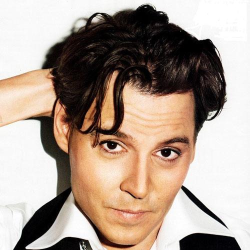 corte de pelo Johnny Depp