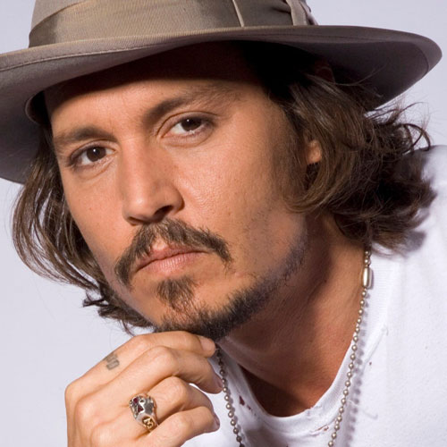 estilo Johnny Depp