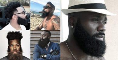 Las mejores imagenes de Barbas Afro en Hombres negros