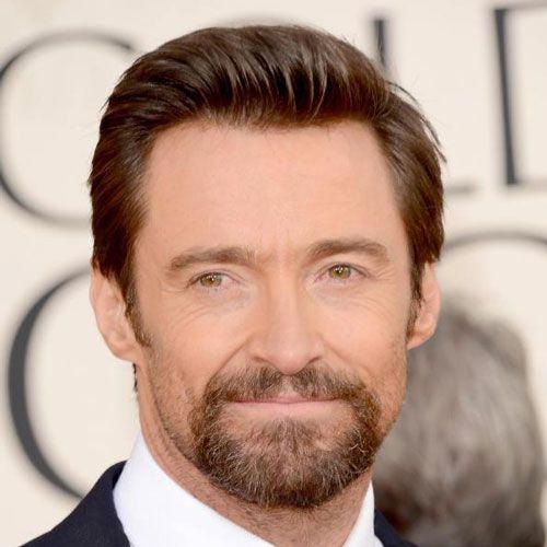 Barba de Candado descuidada en hombre mayor