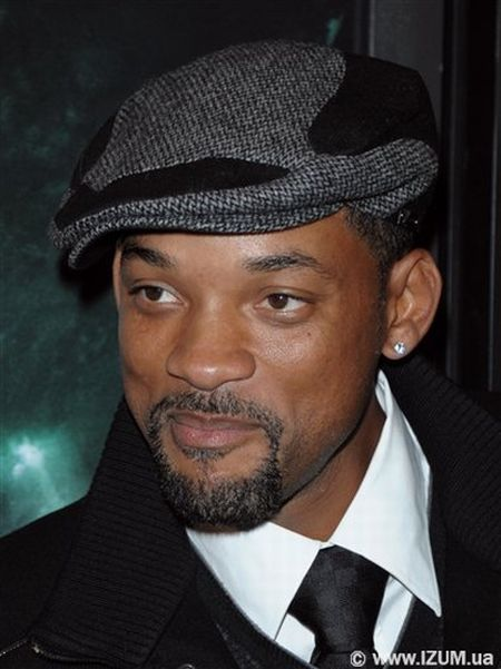 Barba de candado sin bigote de will smith