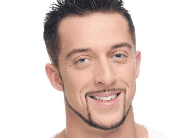 corte de barba Candado Fina