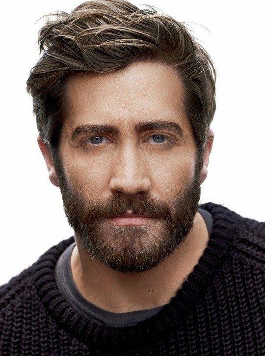 9 - Barba Completa Desordenada