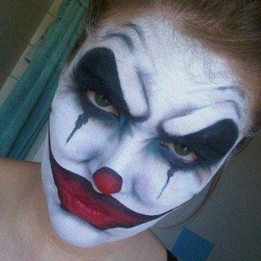 Halloween Ideas Maquillaje para Hombre Payaso