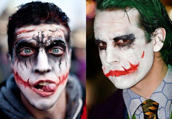 imagen de Joker - Ideas para Halloween en Hombres