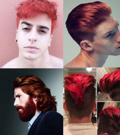 Imagenes de Hombres con pelo Rojo