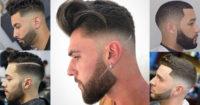 barba delineada moderna